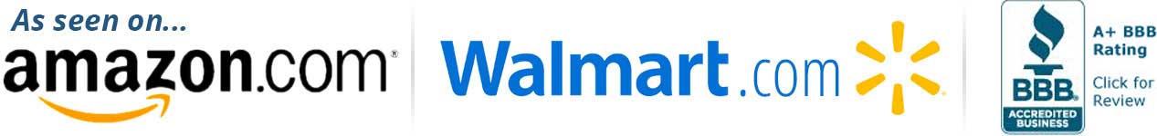 Walmart Amazon BBB A+